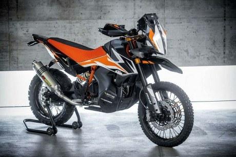 KTM 790 Adventure - Motori com hr