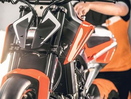 KTM 790 Duke prototype  - Motori com hr