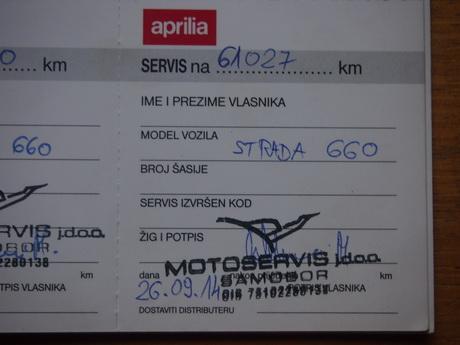 Hard Test: Aprilia Pegaso Strada 650  - Motori com hr